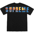 Supreme Crash Tee - Black