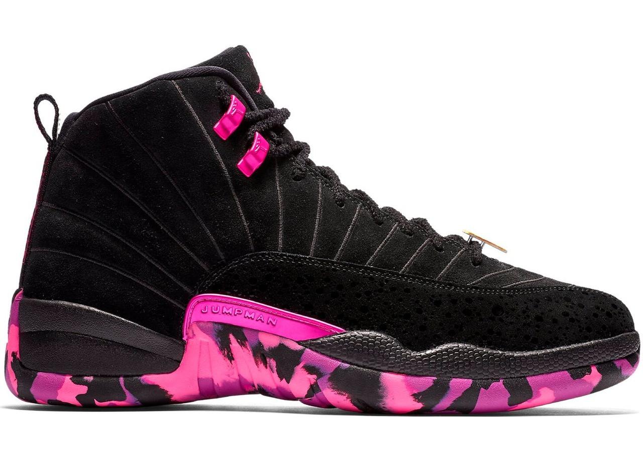 best website f4465 83150 Nike Air Jordan 12 GS - Doernbecher  AH6988-023. Image 1. Loading zoom