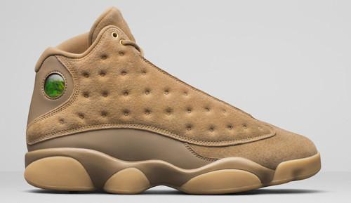052b4d0f5fc Nike Air Jordan 13 - Wheat #414571-705 - The Sole Closet