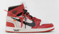 Nike Air Jordan 1 x Off-White - White/Varsity Red #AA3834-101