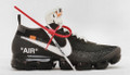 Nike Air VaporMax x Off-White - Black/White #AA3831-100