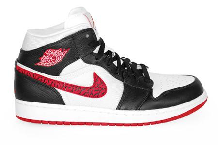 4ab3f6ffee3ce4 Nike Air Jordan 1 - Phat  364770-110 - The Sole Closet