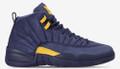 Nike Air Jordan 12 - Michigan #BQ3180-407