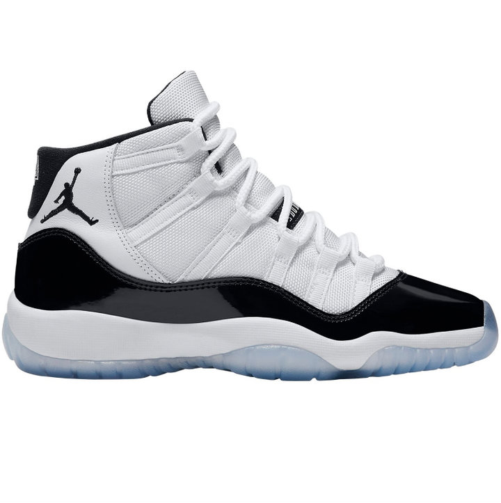 effbb0060a0bc8 Nike Air Jordan 11 GS - Concord  378038-100 - The Sole Closet