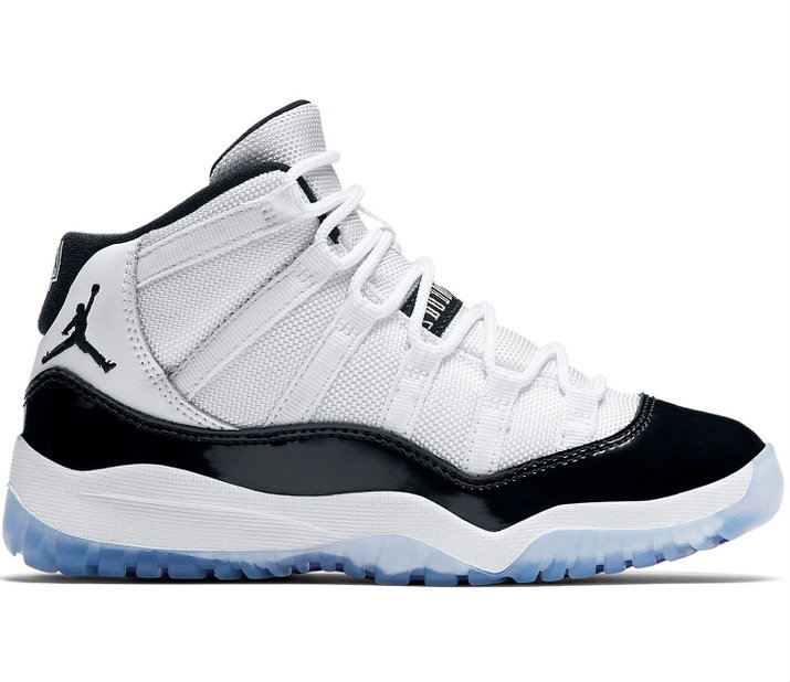 6a0e4663e2abe5 Nike Air Jordan 11 PS - Concord  378039-100 - The Sole Closet