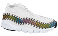 Nike Air Footscape Woven Chukka Premium QS - Sail/Sail-White #525250-111