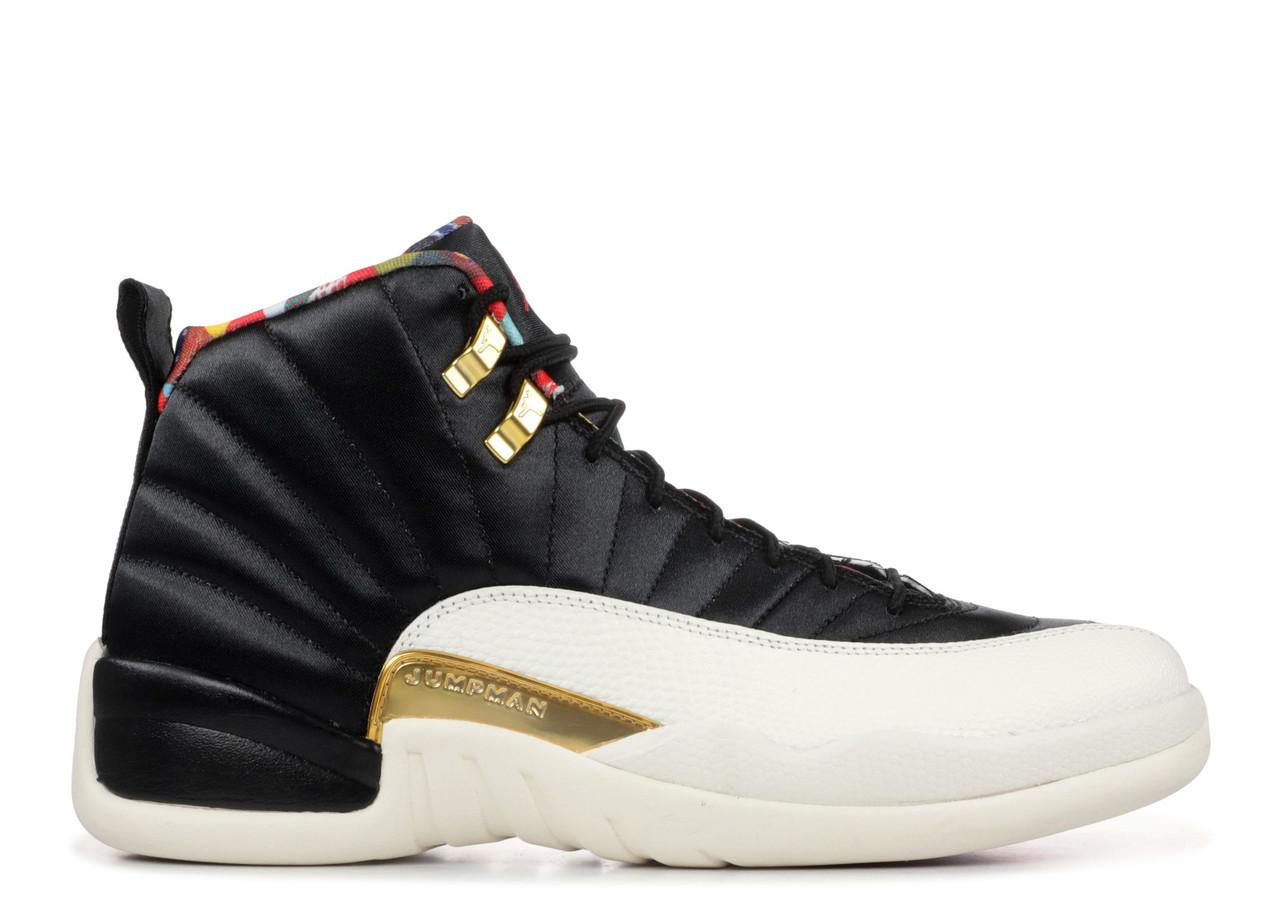 45b2a421616a Nike Air Jordan 12 - CNY  CI2977-006 - The Sole Closet