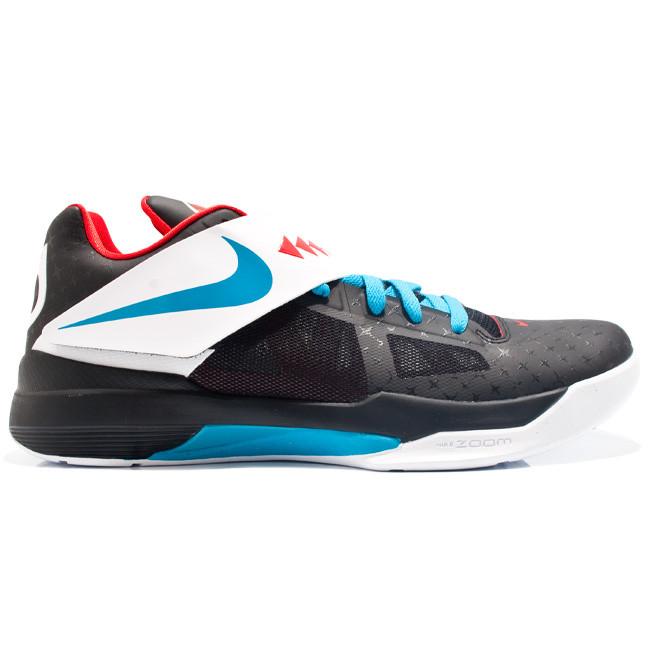 separation shoes c0e83 b652b Nike Zoom KD IV N7 - Black  519567-046 - The Sole Closet