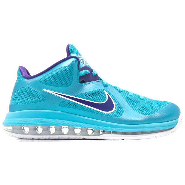 online store 72795 242e8 Nike Lebron 9 Low - Summit Lake Hornets  510811-400 - The Sole Closet