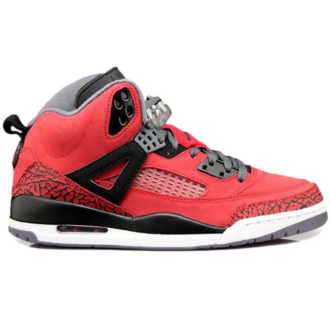 size 40 cb344 6c0e1 Nike Air Jordan Spiz ike - Gym Red  315371-601. Image 1. Loading zoom