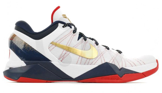 new arrival c0aed 16016 Nike Zoom Kobe VII - Gold Medal  488371-104 - The Sole Closet
