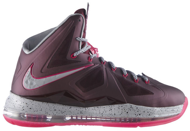 competitive price 75bfc 0a055 Nike Lebron 10+ Sports Pack QS - Crown Jewel  542244-600. Image 1. Loading  zoom