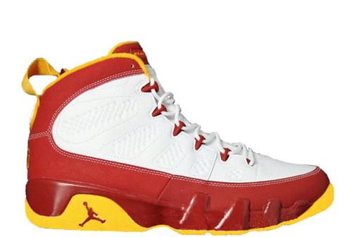 quality design 9ce5b c06ec Nike Air Jordan 9 - Crawfish  302370-140 - The Sole Closet