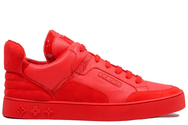 4783587ca1b4b Louis Vuitton x Kanye West - Red Dons. Image 1. Loading zoom