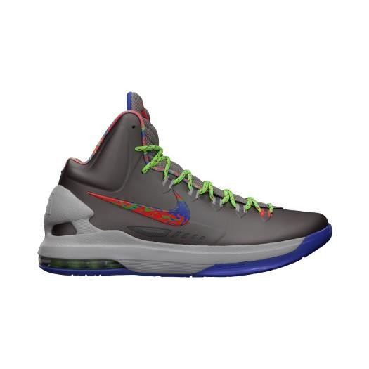 buy online dafea 658f2 Nike Zoom KD V - Splatter  554988-007 - The Sole Closet