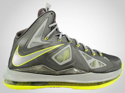 d1816a3d0993 Nike Lebron 10 - Yellow Diamond  541100-007 - The Sole Closet