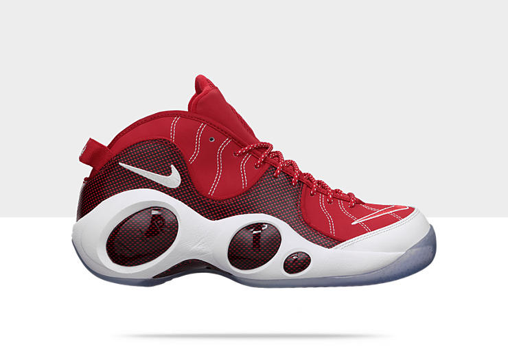 58391a135db8 Nike Air Zoom Flight  95 - New Jersey Nets  574724-600 - The Sole Closet