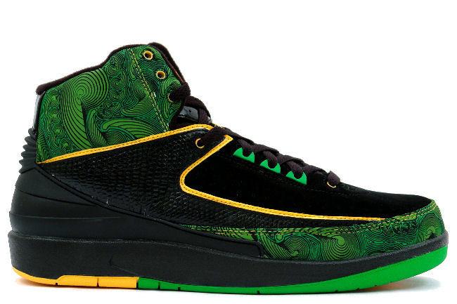 e630097a2e9b Nike Air Jordan 2 - Doernbecher  318304-071. Image 1. Loading zoom