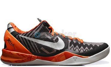 en soldes 71863 e4719 Nike Zoom Kobe VIII - BHM #586774-846 - The Sole Closet
