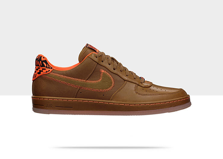 new product 39c56 994a1 Nike Air Force 1 Downtown - BHM  586582-200 - The Sole Closet