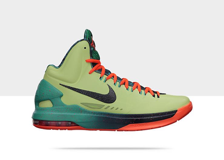 online store f81fe 21200 Nike Zoom KD V - All-Star Game  583111-300. Image 1. Loading zoom