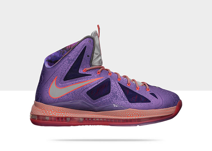 check out 91f5b cec0c Nike Lebron 10 - All-Star Game  583108-500 - The Sole Closet
