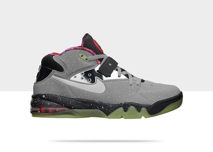 new style a0d70 91b50 Nike Air Force Max 2013 Premium QS - Area 72  597799-001. Image 1
