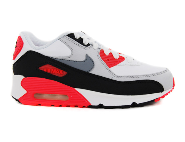 finest selection 0739a f2f9b Nike Air Max 90 Hyperfuse GS - Infrared  307793-137. Image 1. Loading zoom