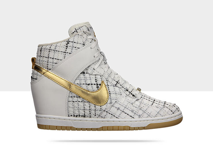 competitive price 351bd e01c2 Nike Dunk Sky Hi City Pack - Paris  598216-100. Image 1. Loading zoom