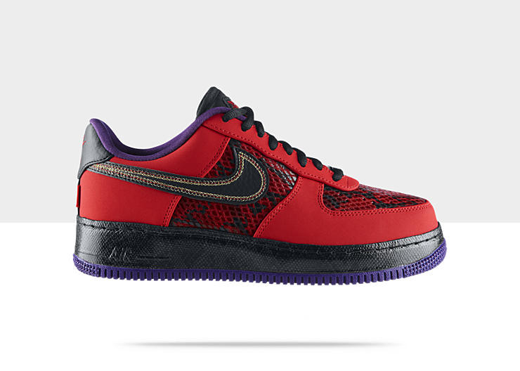 1ac8c18904b Nike Air Force 1 Comfort Low - Year Of The Snake  555106-600 - The ...