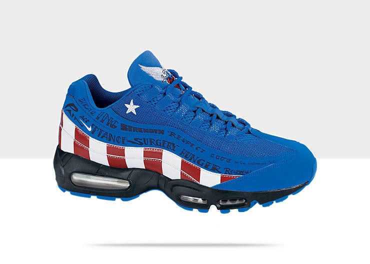 buy online 15547 bfdf2 Nike Air Max 95 LE - Doernbecher 318351-411. Image 1. Loading zoom