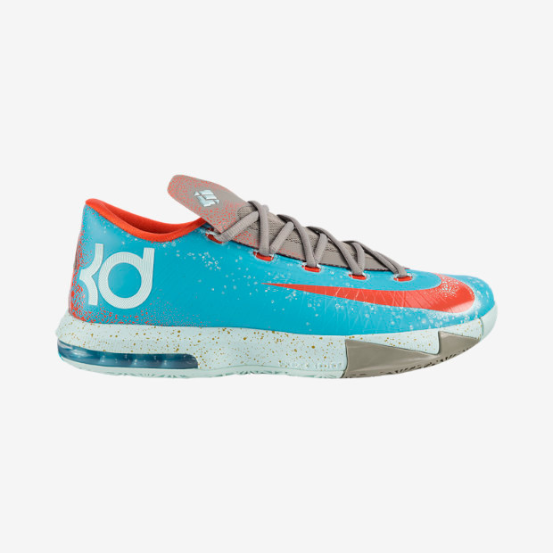 f27ad93e6f9d Nike KD VI - Maryland Blue Crab  599424-400. Image 1. Loading zoom