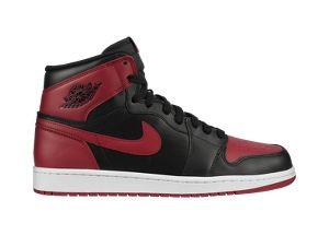 promo code c7328 c78fc Nike Air Jordan 1 - Bred  555088-023. Image 1. Loading zoom