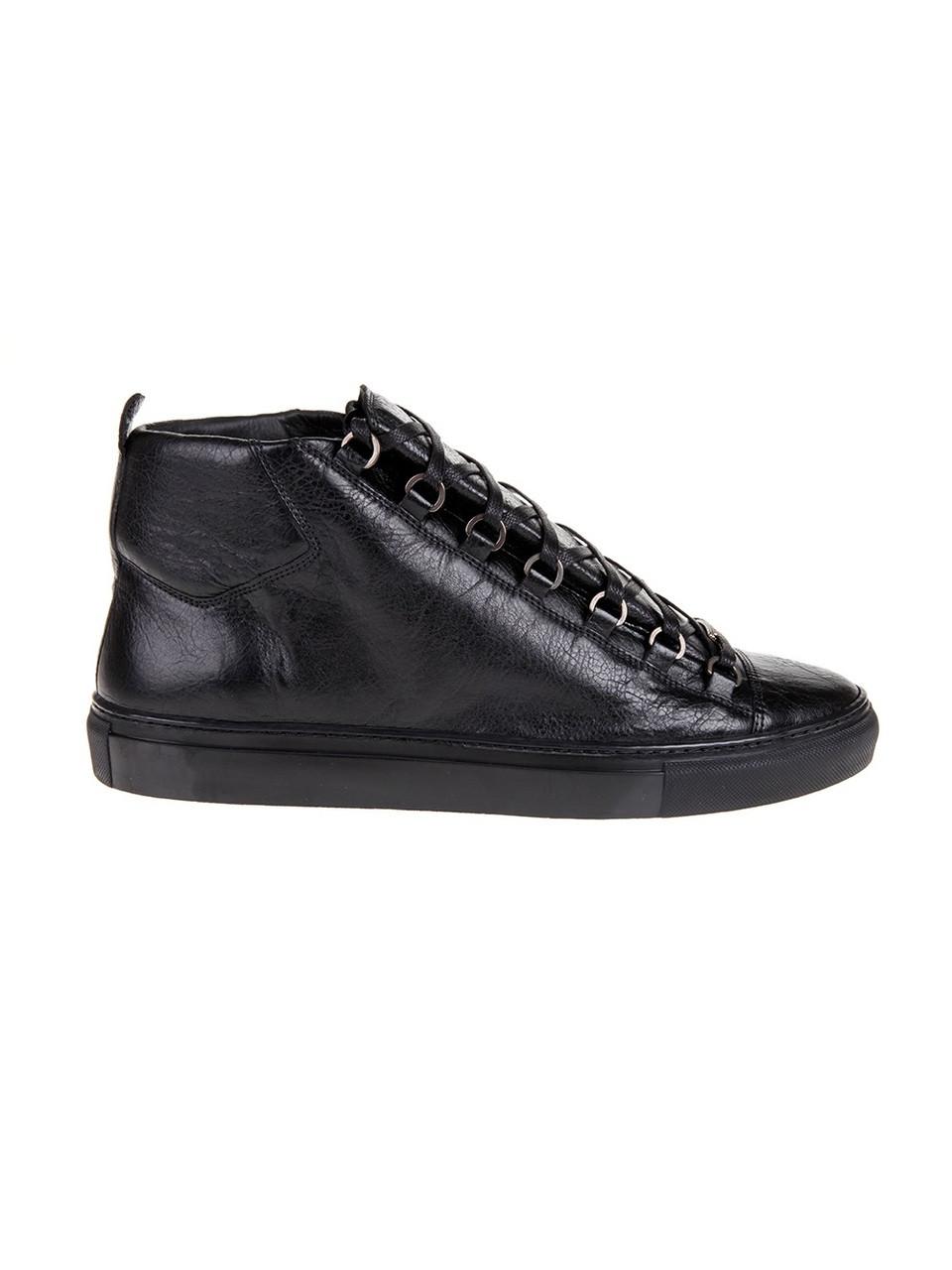 Sole Arena Balenciaga Sneaker The Extra Noir High Closet jLcq345AR