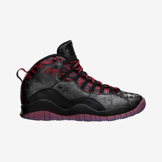 0ec6d3d76f4b Nike Air Jordan 10 - Doernbecher  636214-066 - The Sole Closet