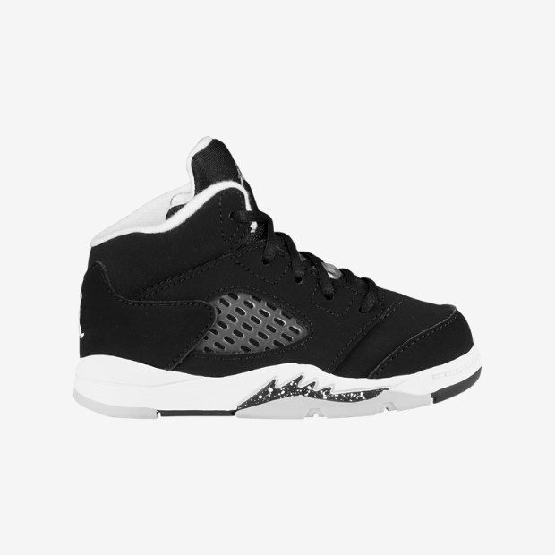 4b52910961c Nike Air Jordan 5 Toddlers - Oreo #440890-035. Image 1. Loading zoom. Image  1. Image 2. See 1 more picture