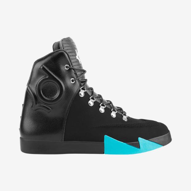 quality design 56772 66d0f Nike KD VI Lifestyle Leather - Black  621945-001. Image 1. Loading zoom