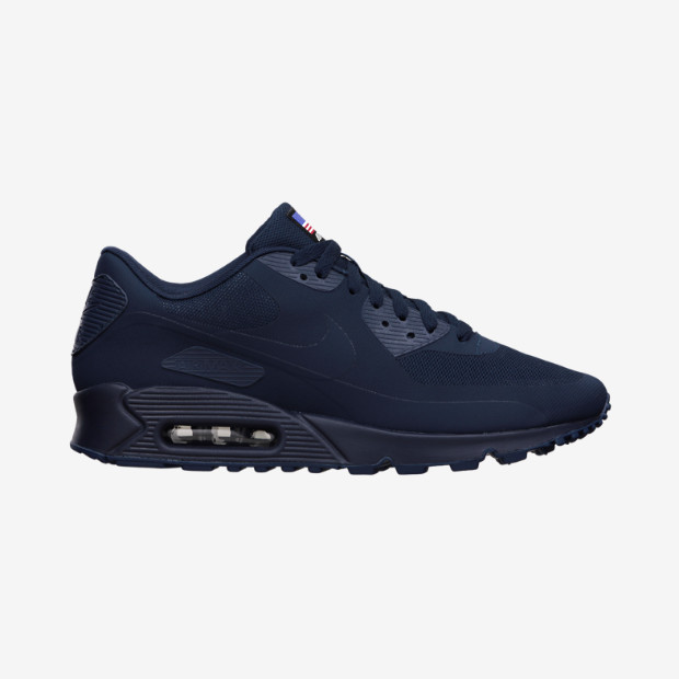 3eb7222fb008 Nike Air Max 90 Hyperfuse - Independence Day Pack  613841-440. Image 1.  Loading zoom