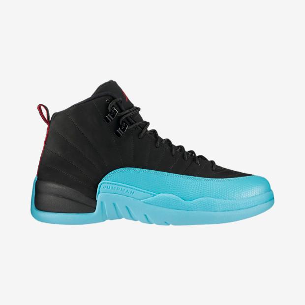 c0e2b8340b4488 Nike Air Jordan 12 - Gamma Blue  130690-027. Image 1. Loading zoom