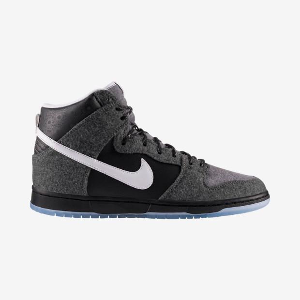 af0a80e23fb4 Nike SB Dunk High - Premier  645986-010. Image 1. Loading zoom
