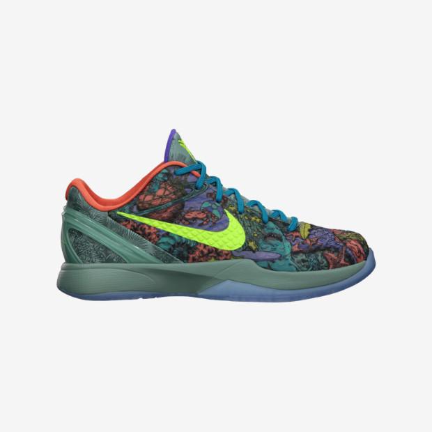 pretty nice 6bc0d 8416b Nike Zoom Kobe VI GS - Prelude  429913-008 - The Sole Closet