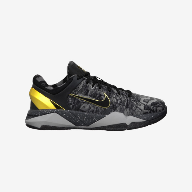cheap for discount af780 0ea67 Nike Zoom Kobe VII GS - Prelude  505399-005 - The Sole Closet