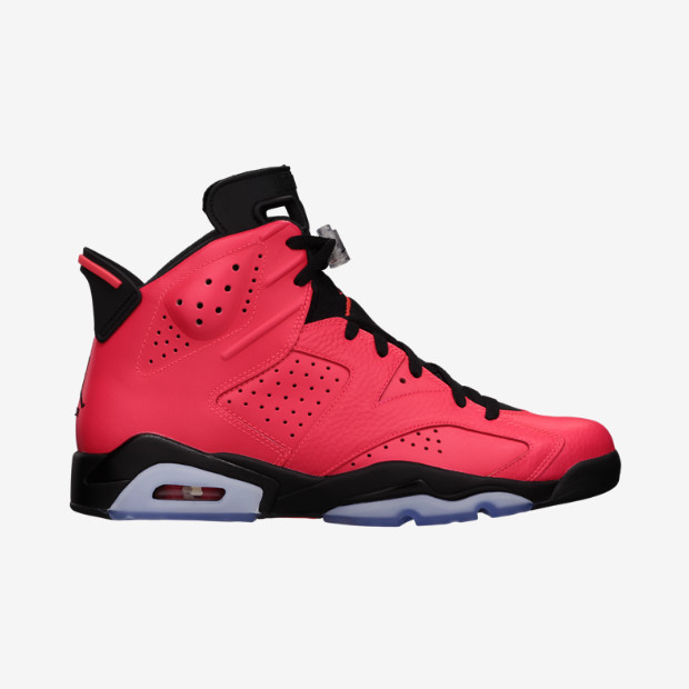 the latest 7a155 263c8 Nike Air Jordan 6 - Infrared 23  384664-623. Image 1. Loading zoom