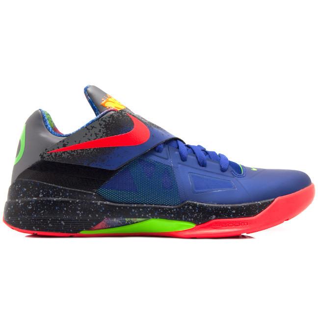 Nike Zoom KD IV - Nerf #517408-400 - The Sole Closet