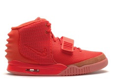 be90a2b43c8675 Nike Air Yeezy 2 SP - Red Octobers  508214-660. Image 1. Loading zoom