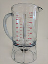 Breville: Tritan Plastic Jar (with RED letters) with Blade Assembly for BBL-605XL & BBL-550/600XL