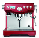 Breville Dual Boiler Cranberry Red