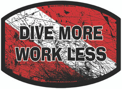 DIVE SIGNAL - DIVE MORE WORK LESS