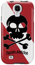 Dive Skull for Samsung Galaxy S3, S4, S5, Note 2 Cases