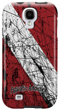Distressed Dive Flag for Samsung Galaxy S3, S4, S5, Note 2 Cases